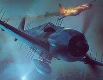 Wilde Sau FW190 - Aerojournal cover