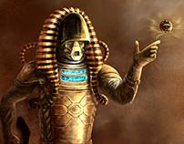 Sci-fi Egipt