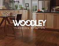 Woodley - Branding