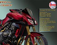 Triumph Ti5 TWIN CHARGE