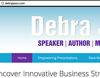 Debra Jason, Speaker