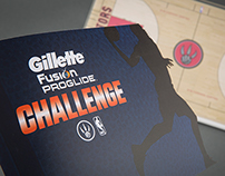 Toronto Raptors + Gillette Partnership Pitch Package