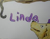 Linda (Proyecto de Ilustración/ Project Ilustration)