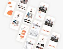 Talpa - Fashion app