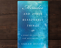 Miracles and Other Reasonable Things Book Cover Design