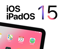 iOS & iPadOS 15 Concept