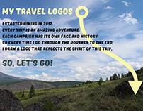 My travel logos