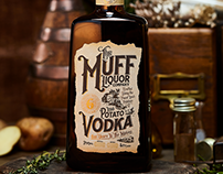 The Muff Liquor Company Vodka