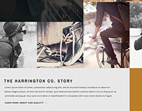 Harrington - Volusion Premium Template