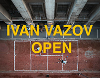 IVAN VAZOV OPEN