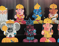 Kickstarter Mythology Boxdoll