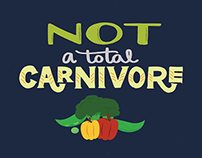 Not A Total Carnivore