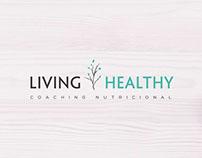 Papelería para Living Healthy