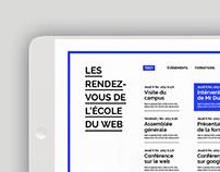 WEB SCHOOL - Webdesign