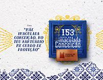 153ª Festa da imaculada Conceição