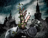 Dmitry Glukhovsky's Metro 2035, a novel (2015)