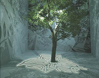THE LIFE OF A TREE: SCENE CHANGES WITH LIGHTING DESIGN
