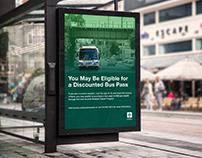 Transit Program Campaign: City of London