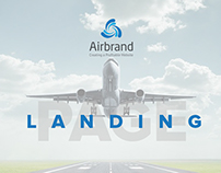 AIRBRAND.PRO (Landing Page)