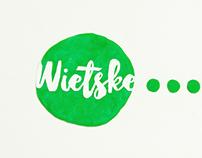 Wietske's stop motion reel 2017