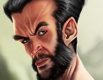 Hugh 'Logan' Jackman