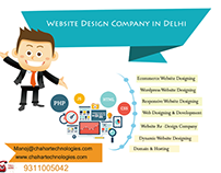 Get Eye-catching Website Design Services at Reasonable