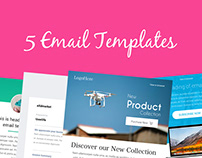 5 Email Templates to increase conversion rates