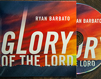 Glory of the Lord • CD Packaging Design