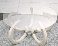 RibCage Centertable