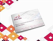 MG Booklet design