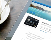 Citi Cards Onboarding Experience