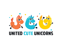 United Cute Unicorns logo