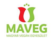 Hungarian Vegan Association logo