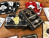 EPHEMERID playing cards