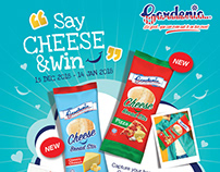 Gardenia Say CHEESE & Win