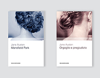 Jane Austen, Editorial Design