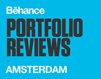 Behance Portfolio Reviews - Amsterdam