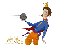 Romartik Kurgu 01 - The Middle Prince