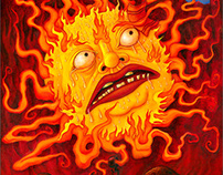 The Sun Goes To Hell