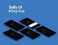 Daily UI/UX