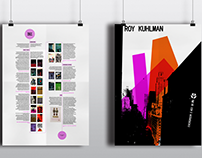 Roy Kuhlman // research project