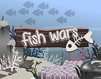 Fish Wars GUI