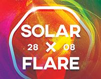 Solar x Flare