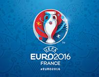 Euro 2016 - La Tournée du Trophée