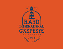 Raid International Gaspésie - T-shirt 2018