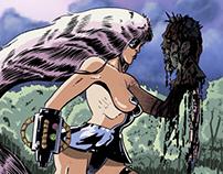 Zombie Hunting Cyborg