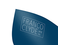 BRANDING | Franco Clyde & Co. (2017)
