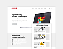 Queris - IT Company Website