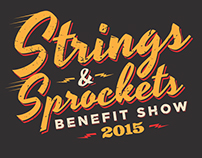 Strings & Sprockets Benefit Show