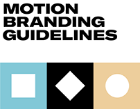 Fresh Island Festival — Motion Branding Guidelines
